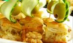 Канапе «Вегетарианские»