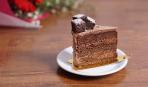 Французский шоколадный торт (почти без муки)