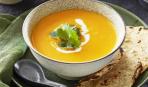 Яичный суп-пюре