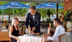 Поведение за столом в ресторане