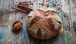 Тыквенный хлеб за 30 минут