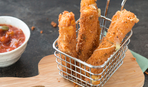 Рецепт нежнейших сырных палочек и ТОП-5 соусов к ним