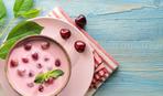 Фруктовый суп из вишни