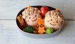 Онигири - 10 идей для интересного детского завтрака