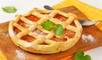 Персиковый пирог: простой и бюджетный бабушкин рецепт