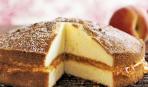 Бисквитный торт с джемом