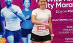 Ведуча ТСН. Ранок Марічка Падалко розповіла, чому думала припинити бігти 42-км марафон