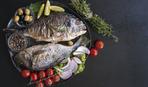 Рыба с чабрецом