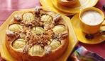 Эльзасский яблочный пирог: пошаговый рецепт