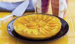 """Миндально-абрикосовый торт """"Солнечный круг"""""""
