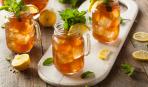 Домашний лимонный квас (простой рецепт)