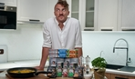 Євген Клопотенко став бренд-амбасадором ТМ VARTO мережі супермаркетів VARUS