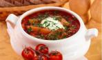 Изюминка грузинской кухни: мясная солянка