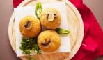 Зразы с омлетом: пошаговый рецепт