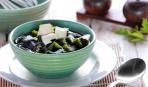 Фитнес-суп с морской капустой по-азиатски