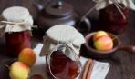 Простое и вкусное варенье из яблок со сливами