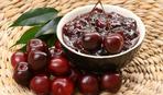 Рубиновый дуэт: джем из вишни и смородины на зиму