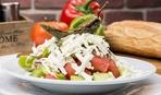 Что приготовить на ужин диетического: шопский салат
