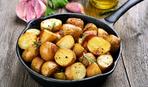 Ароматный ужин: картофель, запеченный с розмарином