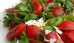 «Итальянские мотивы» салат