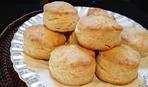 Печенье на огуречном рассоле