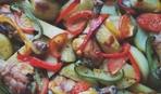 Полезный гарнир: запеченные овощи