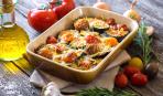 Кабачки по-домашнему: с плавленым сыром и помидорами