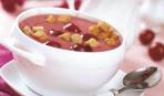 Суп черешневый