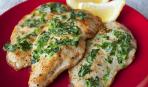Блюдо дня: куриное филе с зеленью