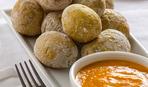 """Ужин по-испански: картофель с соусом """"Мохо пикон"""""""