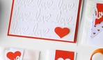 10 идей handmade открыток  ко дню святого Валентина
