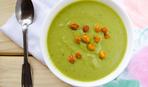 """Детский суп-пюре из зеленого горошка """"Марсианин"""""""