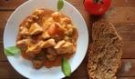 Венгерский паприкаш из курицы