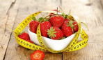 Такая приятная - Клубничная диета: минус 2,5 кг за 4 дня