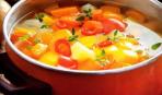 Легкий и полезный овощной суп