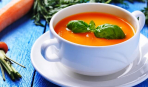 Суп-пюре из моркови: вкусно и полезно