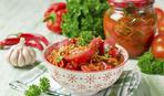 Любителям остренького: помидоры на зиму по-корейски