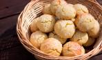 Пирожное «Золотые шарики»