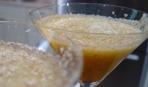 Апельсиново-банановый мартини