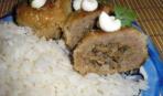 Крокеты куриные с грибами