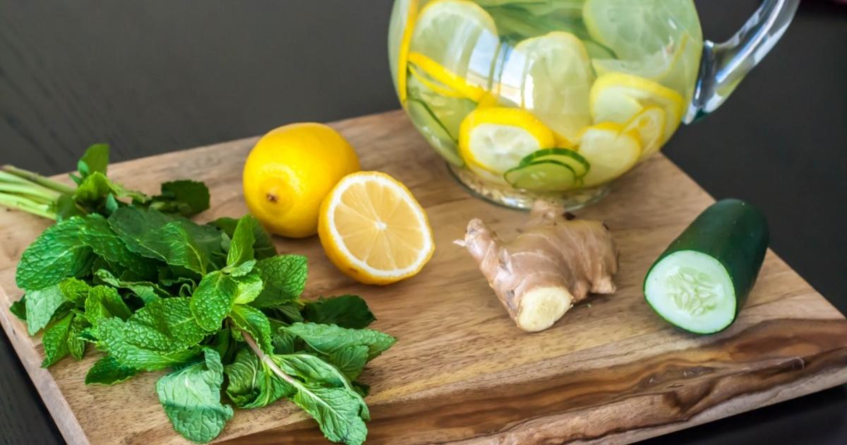 Как похудеть с лимоном рецепт