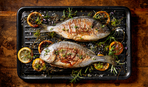 Рыба по-средиземноморски