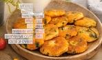 Картопляні оладки зі шпинатом - рецепти Сенічкіна