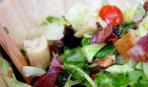 Салат-бутерброд