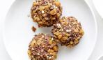 Шоколадно-ромовые шарики