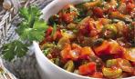Овощное рагу: готовим в мультиварке