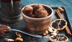 Ореховые конфеты в шоколадной «шубке»