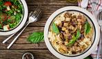 Итальянский макаронный салат