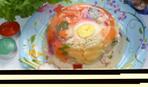 Перепелиные яйца в желе