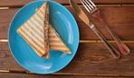 Рыбные бутерброды на скорую руку